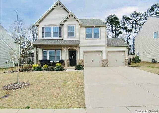 333 Moses Rhyne Drive, Mount Holly, NC 28120 (#3589622) :: Odell Realty