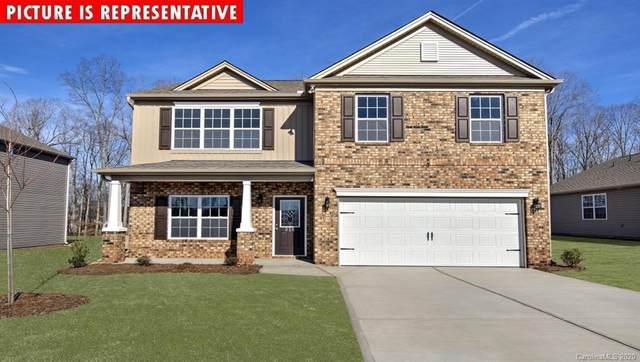 171 Calderdale Lane #42, Charlotte, NC 28262 (#3589956) :: LePage Johnson Realty Group, LLC