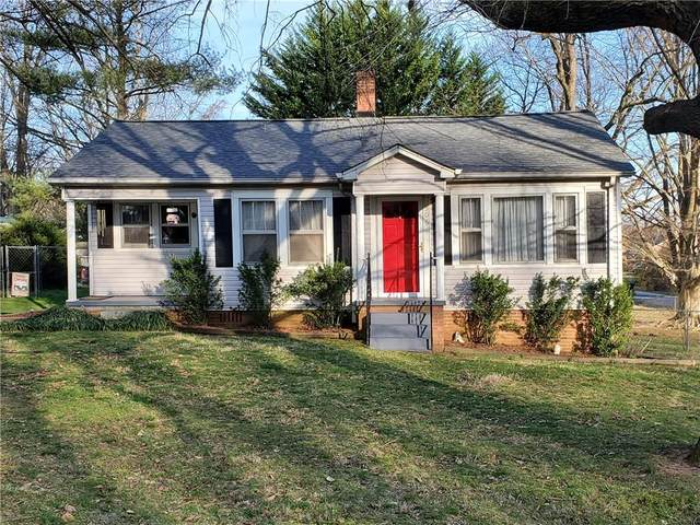 306 23rd Street NW, Hickory, NC 28601 (#3592880) :: Miller Realty Group