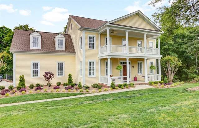 9623 Hillspring Drive, Huntersville, NC 28078 (#3594058) :: MartinGroup Properties