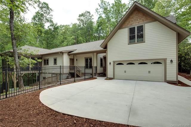 829 Kelly Mountain Road, Brevard, NC 28712 (#3594343) :: MartinGroup Properties