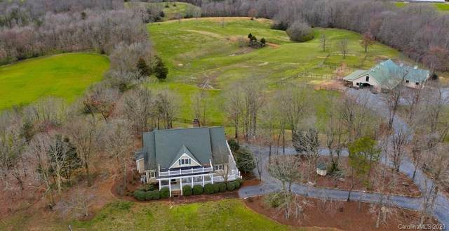 533 Blonnie Ross Road, Polkton, NC 28135 (#3595047) :: Stephen Cooley Real Estate Group