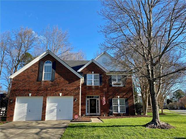 5600 Swanston Drive, Charlotte, NC 28269 (#3595979) :: Stephen Cooley Real Estate Group