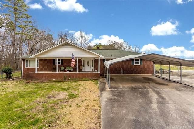 2741 W Franklin Boulevard, Gastonia, NC 28052 (#3598141) :: LePage Johnson Realty Group, LLC