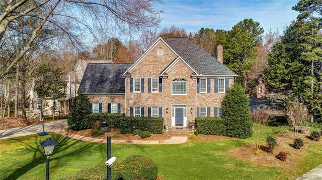 15600 Woodland Ridge Lane, Charlotte, NC 28278 (#3598415) :: TeamHeidi®