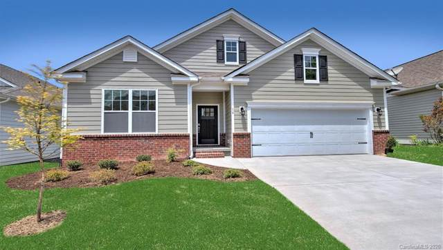 16 Regent Heights Road #12, Leicester, NC 28748 (#3598973) :: Rinehart Realty