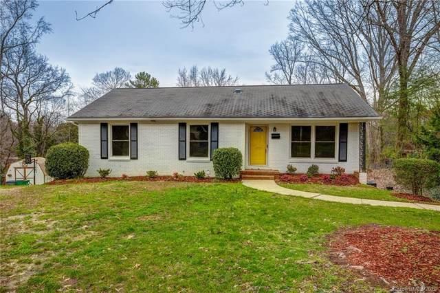 6723 Starcrest Drive, Charlotte, NC 28210 (#3601207) :: LePage Johnson Realty Group, LLC
