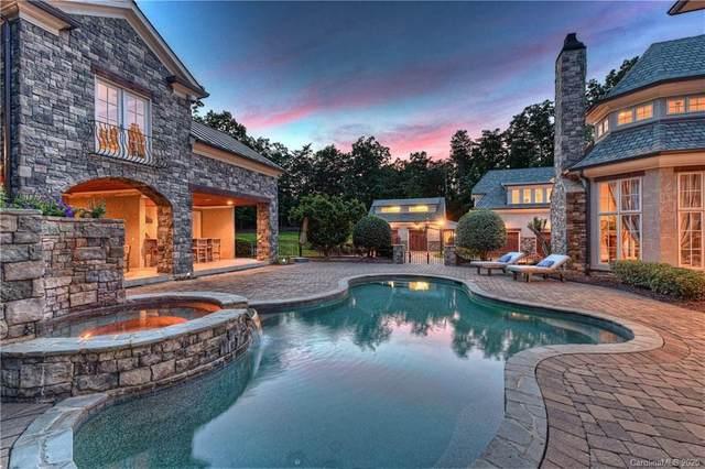 10124 Sweetleaf Place, Charlotte, NC 28278 (#3601702) :: MartinGroup Properties