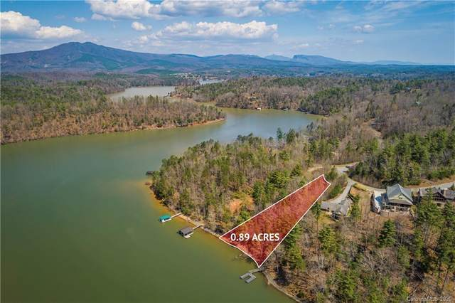 1247 High Trail Drive #158, Nebo, NC 28761 (#3602864) :: MartinGroup Properties