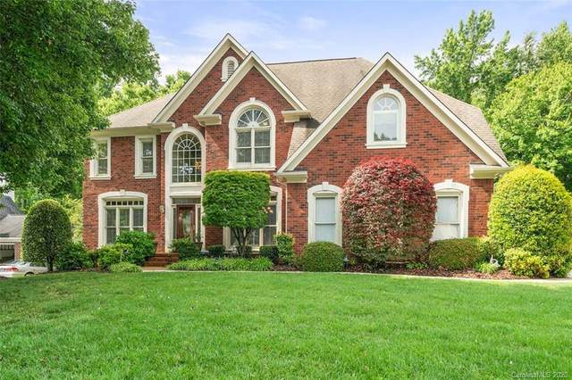 9914 Bayart Way #59, Huntersville, NC 28078 (#3603159) :: Stephen Cooley Real Estate Group