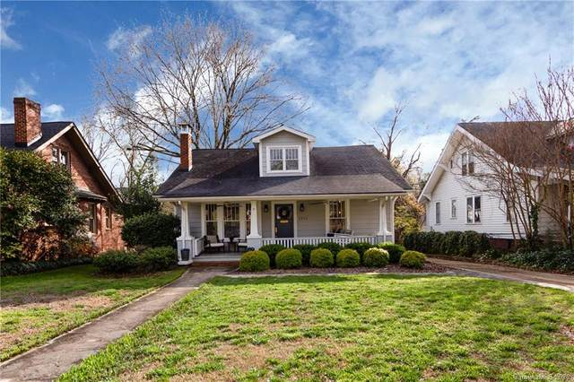 2212 E 5th Street, Charlotte, NC 28204 (#3603354) :: Ann Rudd Group