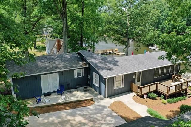 581 Shoreline Drive, Lexington, NC 27292 (#3603872) :: Carlyle Properties