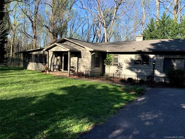 47 Broadway Extension, Tryon, NC 28782 (#3605159) :: Advance Real Estate