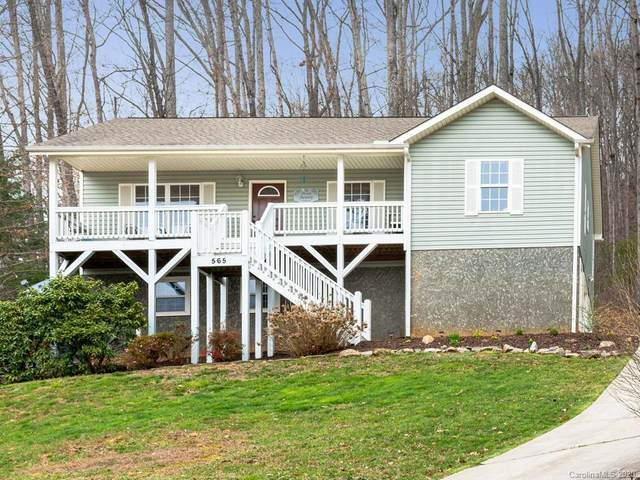 565 Beechwood Lakes Drive, Hendersonville, NC 28792 (#3607051) :: DK Professionals Realty Lake Lure Inc.