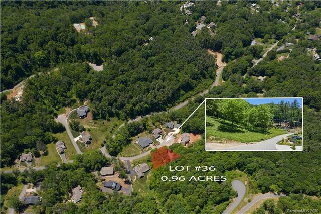 11 Twinflower Trail #36, Asheville, NC 28804 (#3609696) :: IDEAL Realty