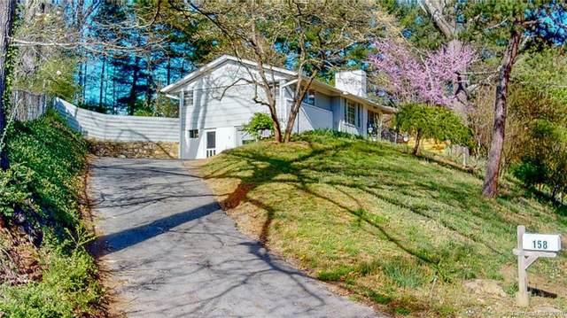 158 White Pine Drive, Asheville, NC 28805 (#3609756) :: Keller Williams Professionals
