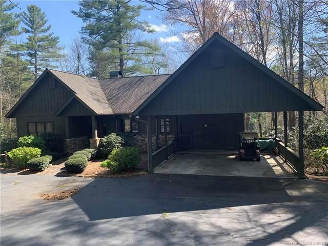 161 Staircase Falls Road 24B, Sapphire, NC 28774 (#3611470) :: MartinGroup Properties