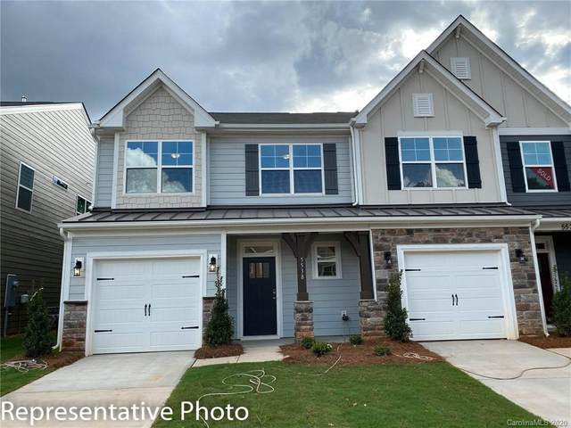 5523 Harris Cove Drive Lot 93, Charlotte, NC 28269 (#3612528) :: Keller Williams South Park
