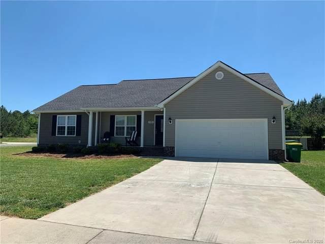 576 Scarlet Leaf Lane #23, Oakboro, NC 28129 (#3615315) :: Homes Charlotte