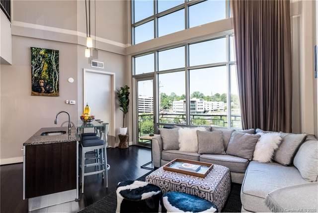1133 Metropolitan Avenue #314, Charlotte, NC 28204 (#3615383) :: Robert Greene Real Estate, Inc.