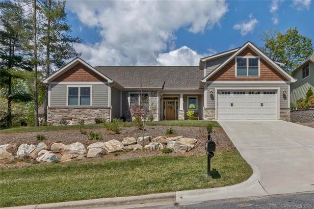 140 Shadowleaf Drive, Hendersonville, NC 28739 (#3615730) :: Caulder Realty and Land Co.