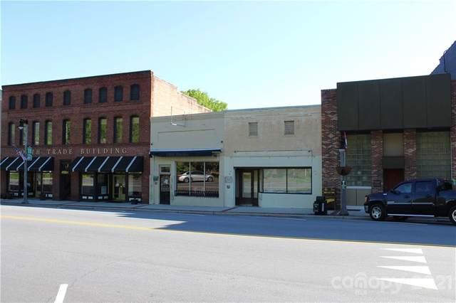 31 Trade Street, Tryon, NC 28782 (#3616384) :: Modern Mountain Real Estate
