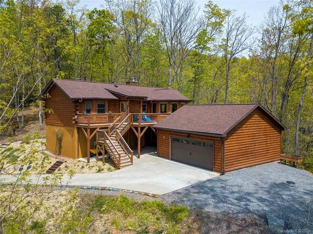 1622 Catawba Falls Parkway, Black Mountain, NC 28711 (#3616595) :: MartinGroup Properties