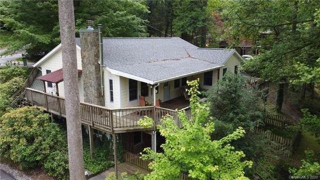 80 Kylie Lane, Waynesville, NC 28785 (#3616789) :: DK Professionals Realty Lake Lure Inc.