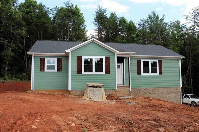 137 Deer Creek Drive #8, Hudson, NC 28638 (#3616808) :: Rinehart Realty