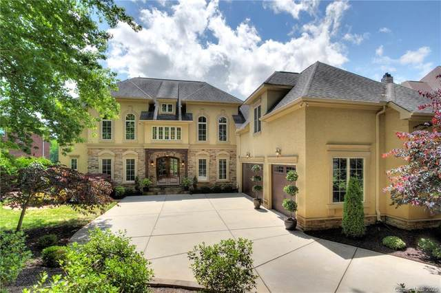 705 Beauhaven Lane, Waxhaw, NC 28173 (#3617301) :: Stephen Cooley Real Estate Group