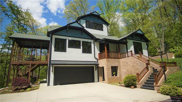 111 Rambling Ridge Road, Asheville, NC 28804 (#3618069) :: Stephen Cooley Real Estate Group