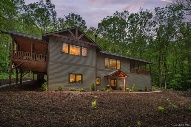 22 Laurel Branch Drive, Black Mountain, NC 28711 (#3621272) :: Keller Williams Professionals