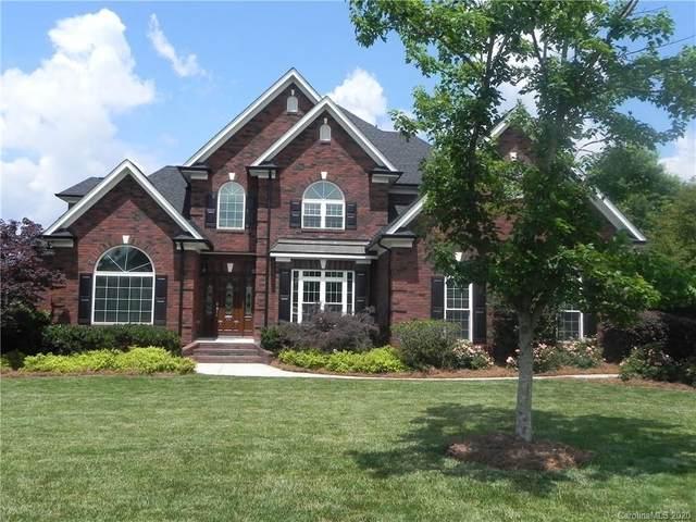 2629 Flagstick Drive, Matthews, NC 28104 (#3621465) :: Austin Barnett Realty, LLC