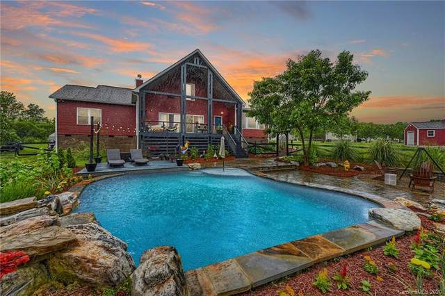 5432 Friendly Baptist Ch Road, Indian Trail, NC 28079 (#3622151) :: Miller Realty Group