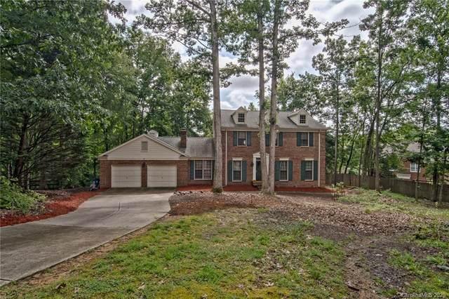 102 Foxfield Lane, Matthews, NC 28105 (#3630207) :: Robert Greene Real Estate, Inc.