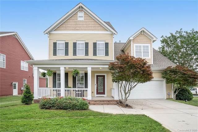 10631 Waycross Drive, Huntersville, NC 28078 (#3631422) :: LePage Johnson Realty Group, LLC