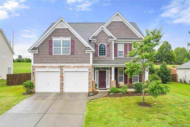 2297 Fairport Drive SE, Concord, NC 28025 (#3632277) :: Carlyle Properties