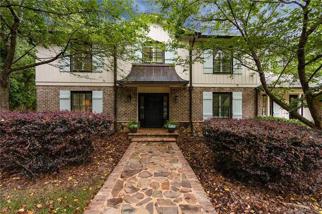 5305 Parview Drive, Charlotte, NC 28226 (#3633014) :: Stephen Cooley Real Estate Group