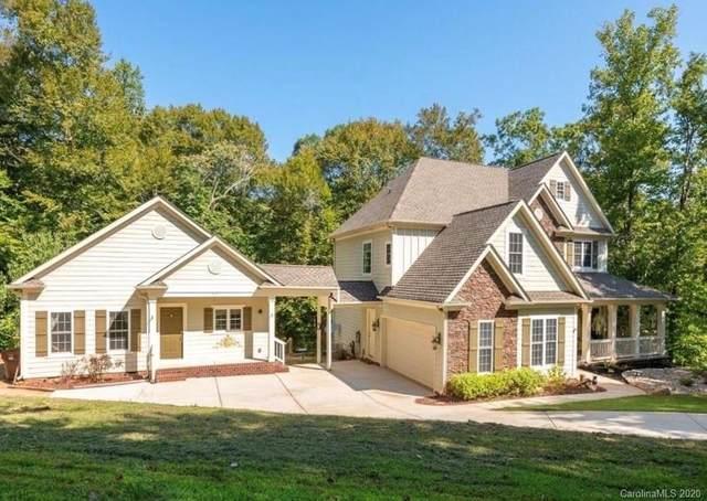 6141 Falls Ridge Trail, Sherrills Ford, NC 28673 (#3634044) :: Mossy Oak Properties Land and Luxury