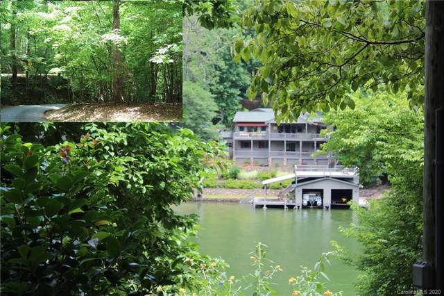 Lot 3 Sunset Cove Road #3, Lake Lure, NC 28746 (#3636471) :: LePage Johnson Realty Group, LLC
