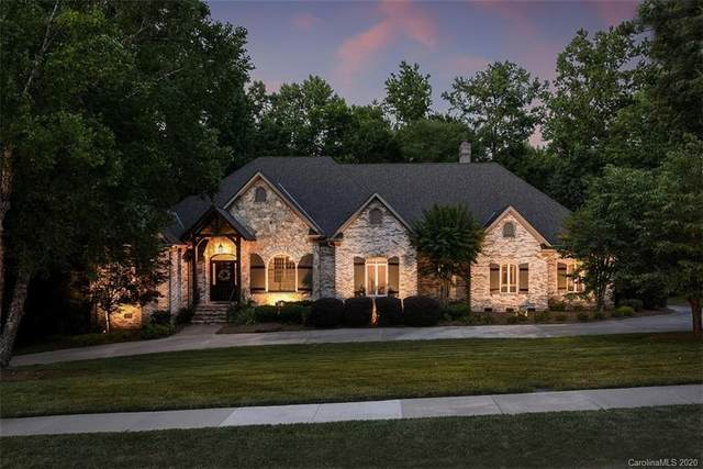 4007 Blossom Hill Drive, Weddington, NC 28104 (#3637740) :: Caulder Realty and Land Co.