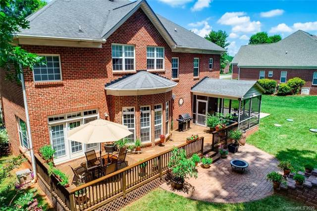 116 Timberside Drive, Davidson, NC 28036 (#3638777) :: High Performance Real Estate Advisors