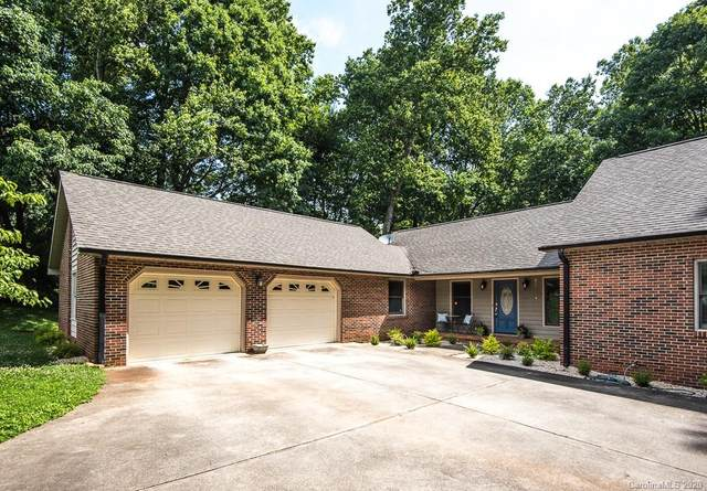 3774 Ridge Road NE, Conover, NC 28613 (#3639009) :: MartinGroup Properties