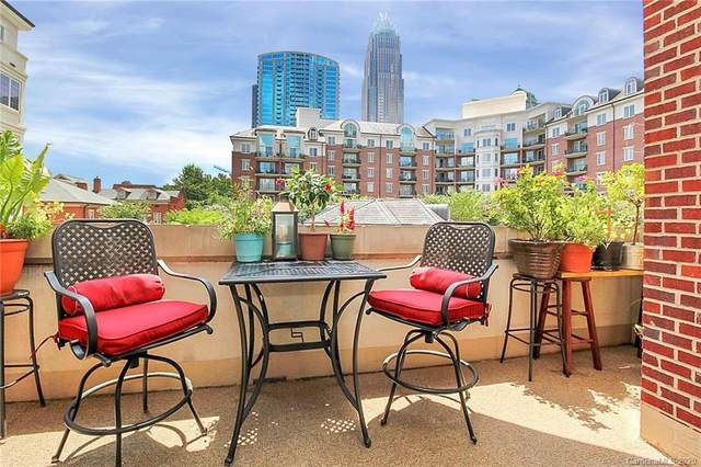 300 W 5th Street #244, Charlotte, NC 28202 (#3640481) :: High Performance Real Estate Advisors