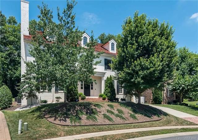 4023 Alexandra Alley Drive, Charlotte, NC 28210 (#3641033) :: High Performance Real Estate Advisors