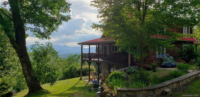 715 Sunset Mountain Road, Bakersville, NC 28705 (#3642418) :: High Performance Real Estate Advisors