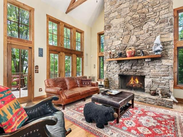3846 Eagles Nest Road, Waynesville, NC 28786 (#3643331) :: Robert Greene Real Estate, Inc.