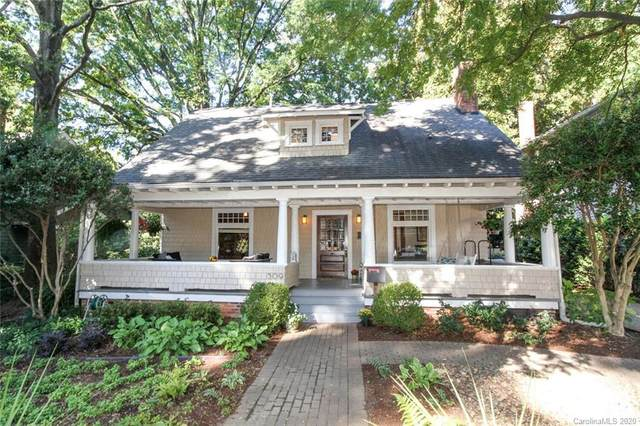 509 Louise Avenue, Charlotte, NC 28204 (#3643597) :: LePage Johnson Realty Group, LLC