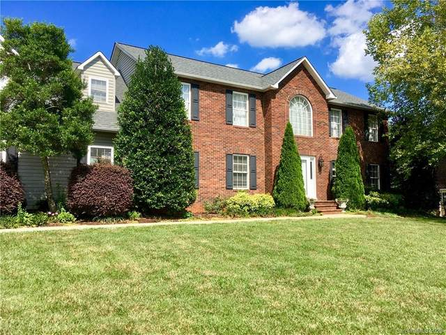 2736 Touchstone Circle, Newton, NC 28658 (#3644476) :: Stephen Cooley Real Estate Group