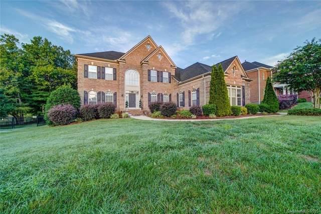 908 Oleander Lane, Waxhaw, NC 28173 (#3645837) :: High Performance Real Estate Advisors